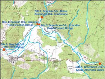 AV map