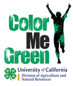Color Me Green Logo