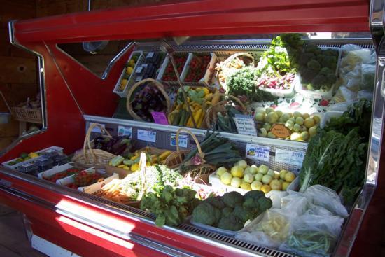 (2) produce